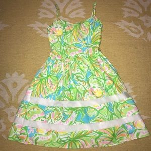 Lilly Pulitzer Elephant Ears Dress
